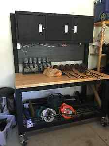 Gorgeous Tool Bench