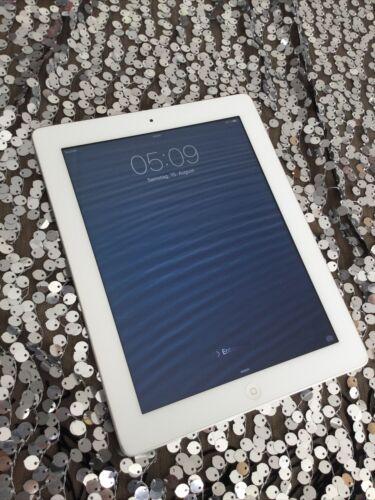 Ipad 3 16 go wi-fi + cellular blanc icloud activé [dythjr7sdvgk]