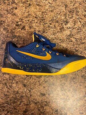 Nike Kobe 9 Boys Basketball Shoes Size 5y