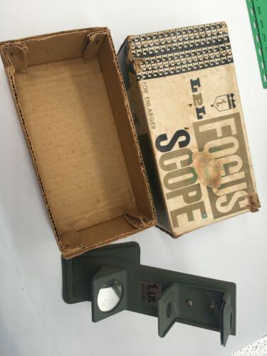 LPL Enlarging Grain focuser focusing scope - in original box