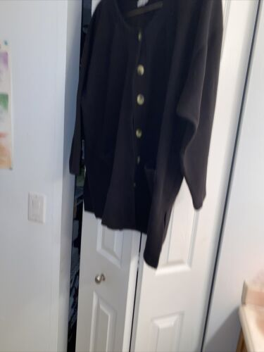 Express Sweater Cotton Jacket Sz M - $4.00