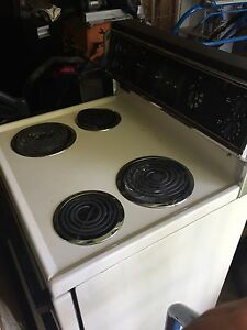 Kenmore coil stove