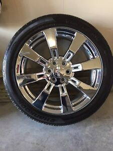 22 in GMC accessory wheels for sale