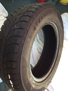 SUV Winter tires - 4 like new tires. 225/65/17 $200 obo.
