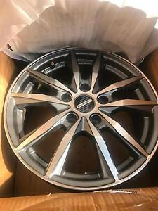 AUSCAR 16 INCH RIMS CHEAP SAVE $$$$$ FOR FORD NISSAN TOYATA Craigieburn Hume Area Preview