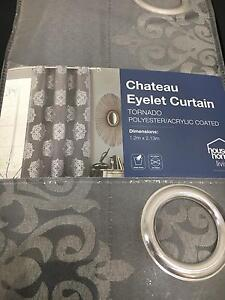 Brand new curtain silver design $15 Mount Lewis Bankstown Area Preview