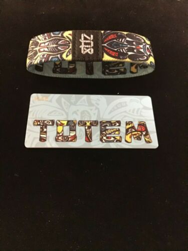 ZOX Totem Silver Series Wristband Factory Sealed