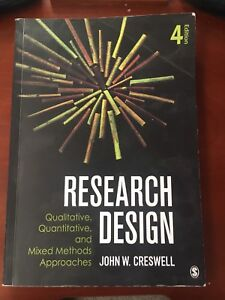 Creswell, Research Design (4th)