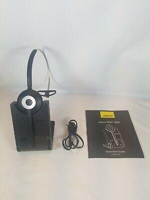 Jabra PRO 920 Wireless Headset 920-65-508-105  [NO POWER SUPPLY] WORKS