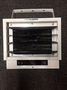 Garage / space heater