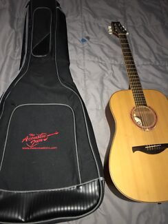 SOLD PENDING PICK UP- acoustic guitar like brand new