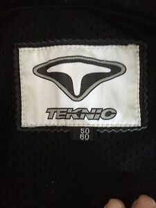 Men's Teknic two piece leathers