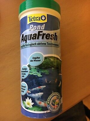Tetra Pond Aqua Fresh 300 ml - Gartenteiche - Teichwasser - Wasseraufbereiter