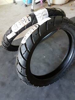 Brand new all terrain Avon motorcycle tyres for sale