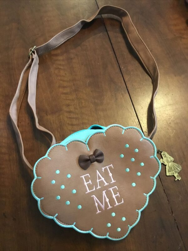 *Ridiculously Adorable* Alice In Wonderland Eat Me Handbag *Cosplay*