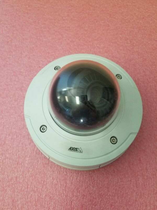 AXIS P3384-VE  0512-501-01 Fixed Dome Network Security Camera Outdoor - TESTED!