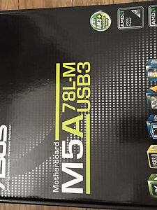 ASUS mother board new in box