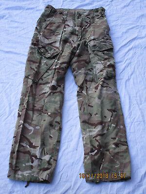 Trousers Combat Warm Weather MTP,Multi Terrain Pattern,Gr. 75/76/92,Mängel
