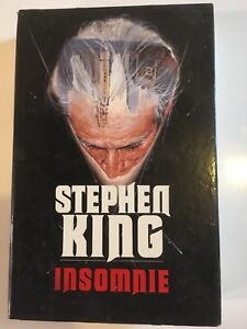 Roman de Stephen King; Insomnie