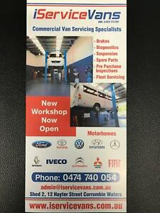 FIAT DUCATO/VAN/MOTORHOME SERVICEING /REPAIRS Currumbin Waters Gold Coast South Preview