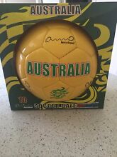 Brand new Harry Kewell soccer ball Merrimac Gold Coast City Preview