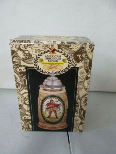 Anheuser Busch American Originals Series Faust Golden Lauger Stein