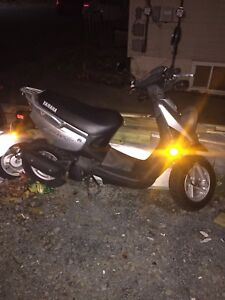 Two Yamaha scooters for sale