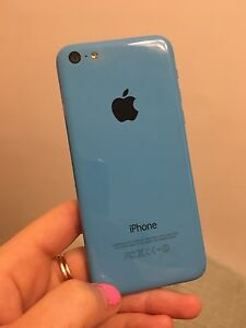 iPhone 5C 8gb- blue Brunswick East Moreland Area Preview