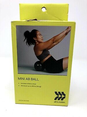 All in motion -  Mini Exercise Ball - Ab Ball