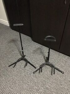 2 Stands (Pieds) Guitare