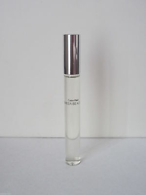 Calvin Klein Beauty Sheer Perfume EDT Rollerball  0.33 Oz/10 Ml No Box