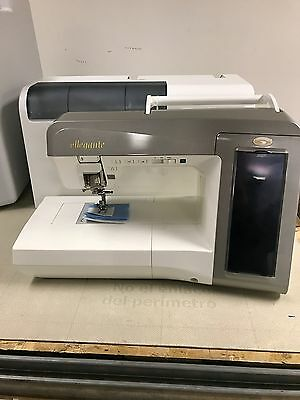 Baby Lock Ellegante Computerized Sewing, Embroidery Machine BLG NO RESERVE