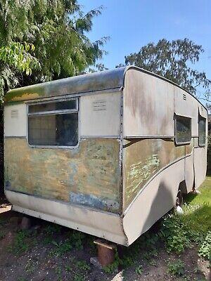 Vintage Bailey Caravan please read description