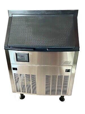 New Commercial Under Counter Ice Maker Etl Commercial Ice Machine 240lb