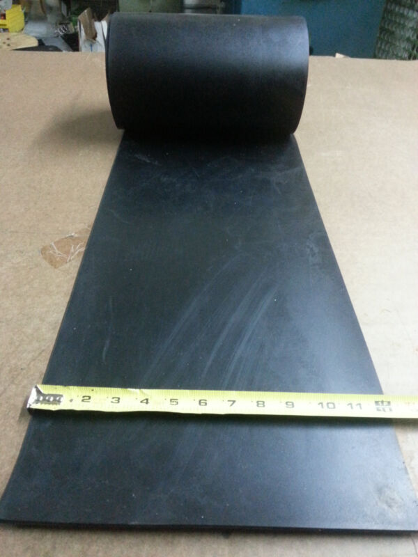 "NEOPRENE RUBBER ROLL 1/16 THK X 12"" WIDEx4ft LONG  60 DURO +/-5  FREE SHIPPING"