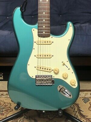 Fender Stratocaster ST62-78TX Crafted in Japan