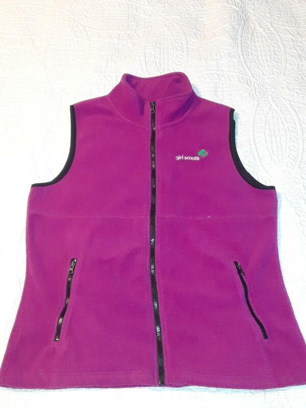 Girl Scouts Fleece Vest, Women