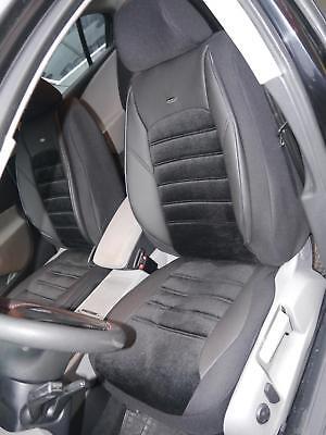 Autositzbezüge Schonbezüge Set für VW Passat NO215201 schwarz Passat Autositzbezüge