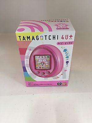 BANDAI Tamagotchi 4U + Baby Pink Japan