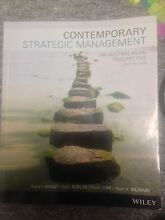 Contemporary Strategic Management An Australian Perspective Toowoomba Toowoomba City Preview