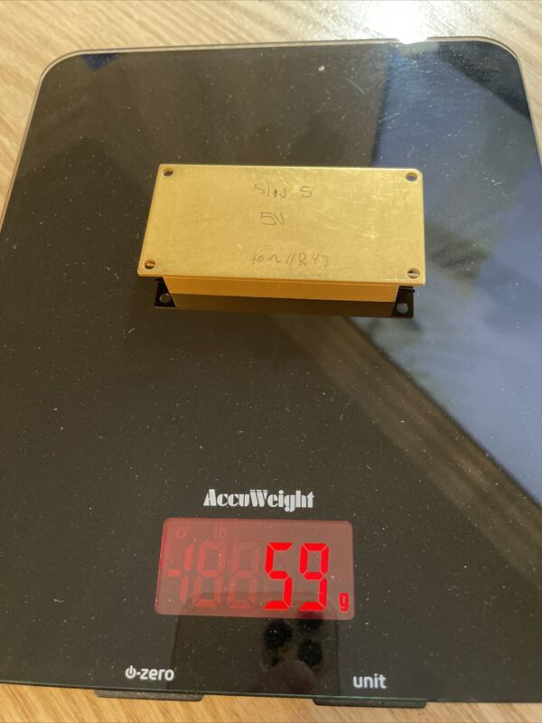 59 Gram  Gold Plated Scrap Recovery