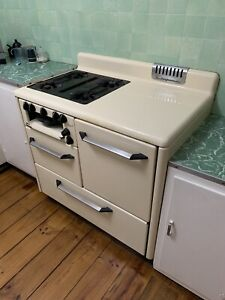 Art Deco 1960's Sampson gas oven
