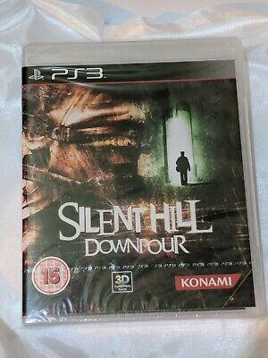 Silent Hill Downpour PS3 New Sealed UK PAL Sony PlayStation 3 Down Pour Rare , usado segunda mano  Embacar hacia Spain