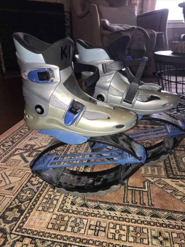 $179 Kangoo Jumps KJ Power Shoe Youth 4-6 Jumping Shoes Spring Boots