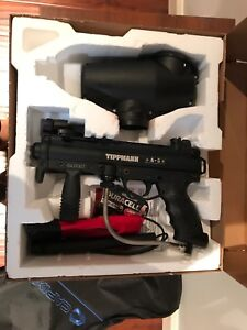 Tip man A-5 full auto with extras