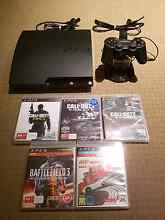 PLAYSTATION 3 500GB BUNDLE - MINT CONDITION Windsor Gardens Port Adelaide Area Preview