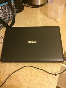 "Asus X200M 11.6"" touch screen netbook"