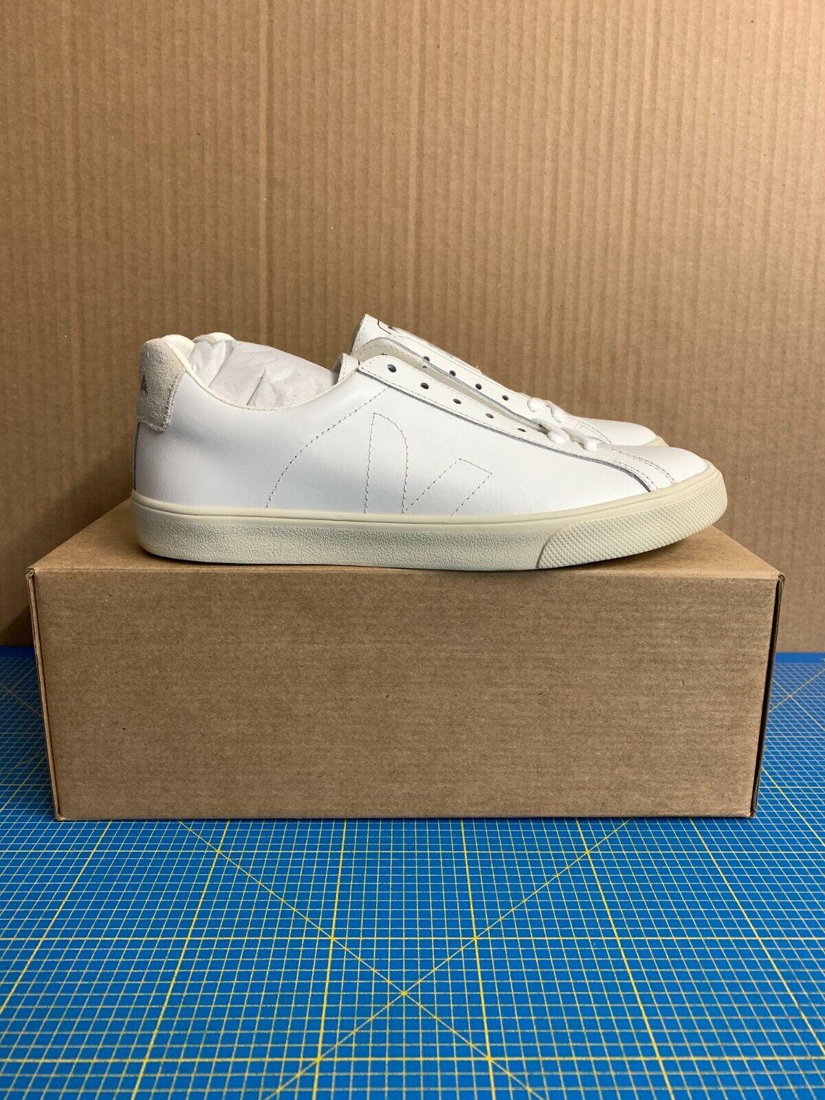 Veja Esplar Leather Extra White Damen Schuhe Grösse: EUR 38