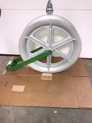 Greenlee Current Ensley 24 Inch Conduit Sheave Wire Tugger Pulley