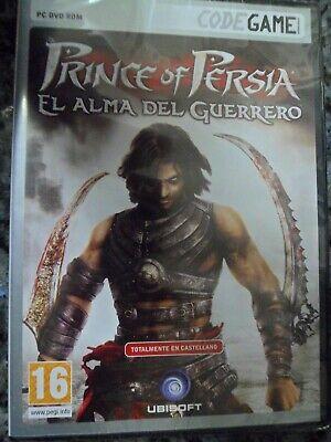 Prince of Persia El Alma del Guerrero PC Nuevo Príncipe de Persia...